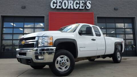 2011 Chevrolet Silverado 2500HD for sale at George's Used Cars - Pennsylvania & Allen in Brownstown MI