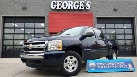 2009 Chevrolet Silverado 1500 for sale at George's Used Cars - Pennsylvania & Allen in Brownstown MI