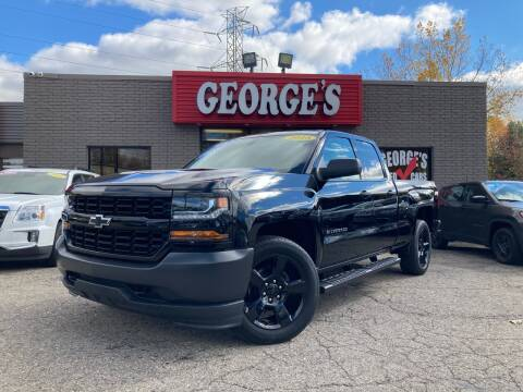 2018 Chevrolet Silverado 1500 for sale at George's Used Cars - Telegraph in Brownstown MI
