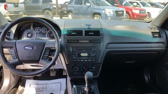 Ford Fusion In Brownstown MI Georges Used Cars - 2007 fusion