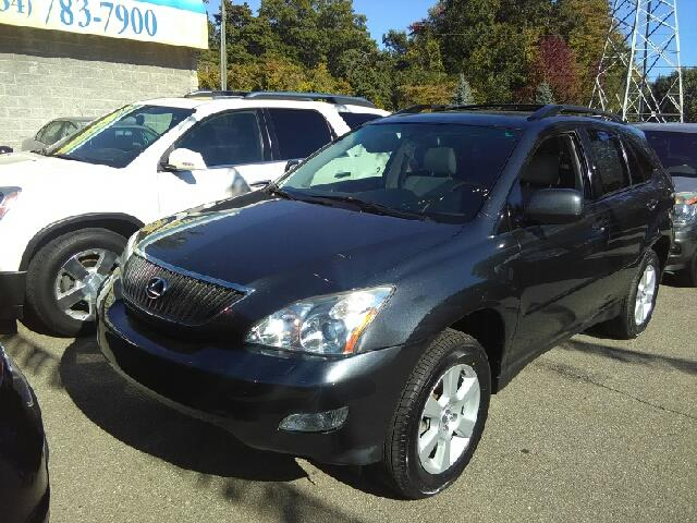 2005 LEXUS RX 330 BASE AWD 4DR SUV gray carfax no accidents awd and cloth the artistry of autom