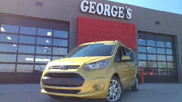2014 ford transit connect wagon for sale at georges used cars pennsylvania in brownstown mi