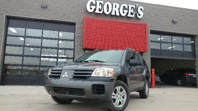 2005 MITSUBISHI ENDEAVOR LS AWD 4DR SUV titanium pearl abs - 4-wheel center console - front cons