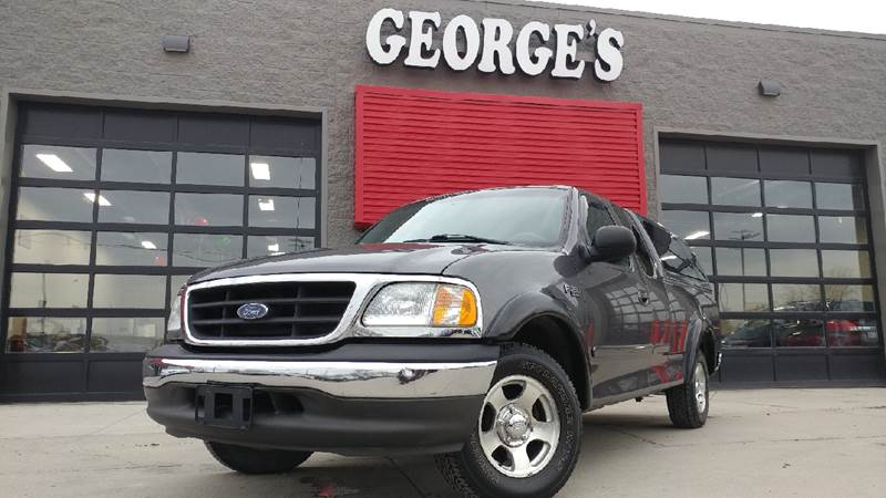 2003 FORD F-150 XLT 4DR SUPERCAB RWD STYLESIDE S dark stone metallic made with the finest ingredi