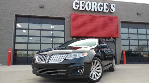 2012 Lincoln MKS for sale in Brownstown, MI