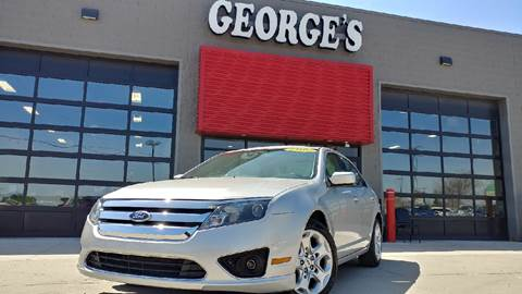 2010 Ford Fusion for sale in Brownstown, MI