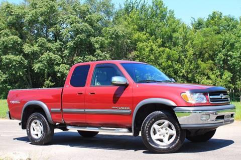 2001 Toyota Tundra for sale in Kansas City, KS