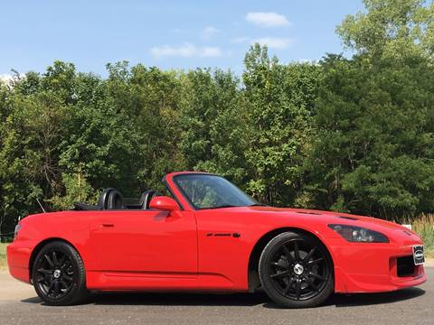 2004 Honda S2000 for sale at Rosedale Auto Sales Incorporated in Kansas City KS
