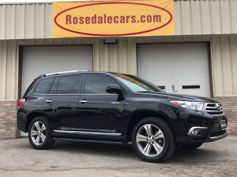 Rosedale Auto Sales Incorporated Used Cars Kansas City KS Dealer - Toyota dealers in kansas