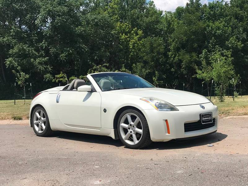 Superb 2004 Nissan 350Z For Sale At Rosedale Auto Sales Incorporated In Kansas  City KS