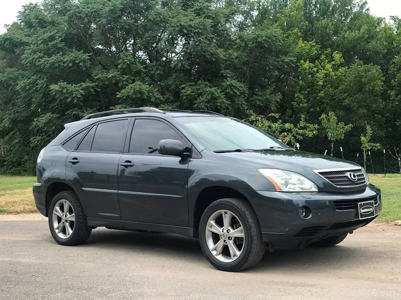 2006 Lexus RX 400h For Sale At Rosedale Auto Sales Incorporated In Kansas  City KS