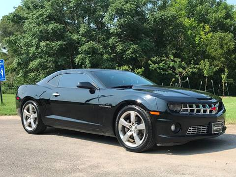 2011 Chevrolet Camaro for sale at Rosedale Auto Sales Incorporated in Kansas City KS