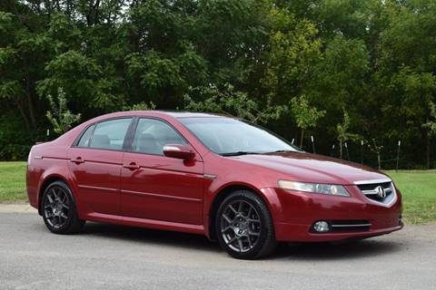 2007 Acura TL for sale at Rosedale Auto Sales Incorporated in Kansas City KS