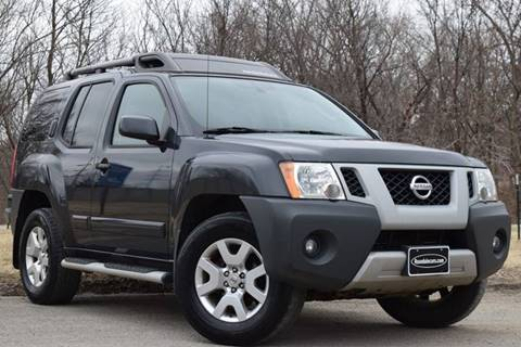 2010 Nissan Xterra SE for sale at Rosedale Auto Sales Incorporated in Kansas City KS