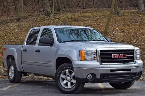 2011 GMC Sierra 1500 SLE for sale at Rosedale Auto Sales Incorporated in Kansas City KS