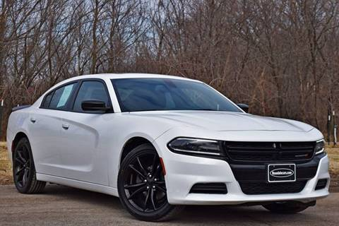 2016 Dodge Charger SE for sale at Rosedale Auto Sales Incorporated in Kansas City KS