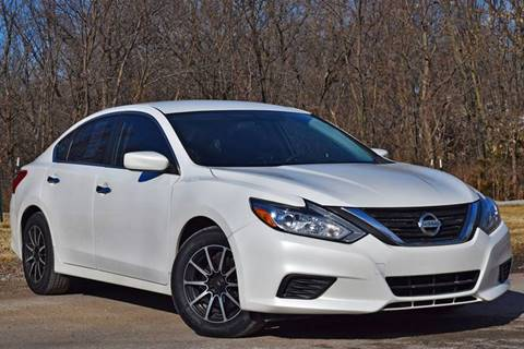2016 Nissan Altima 2.5 S for sale at Rosedale Auto Sales Incorporated in Kansas City KS