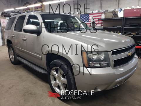 2009 Chevrolet Tahoe LT for sale at Rosedale Auto Sales Incorporated in Kansas City KS