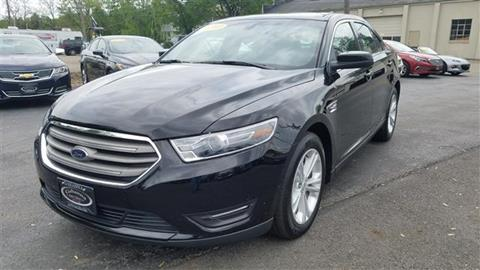 2018 Ford Taurus for sale in Gahanna, OH