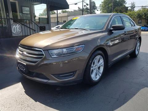 2015 Ford Taurus for sale in Gahanna, OH