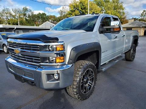 2016 Chevrolet Silverado 2500HD for sale in Gahanna, OH