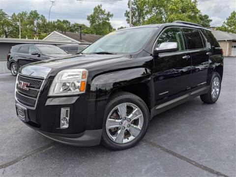 2015 GMC Terrain for sale at GAHANNA AUTO SALES in Gahanna OH