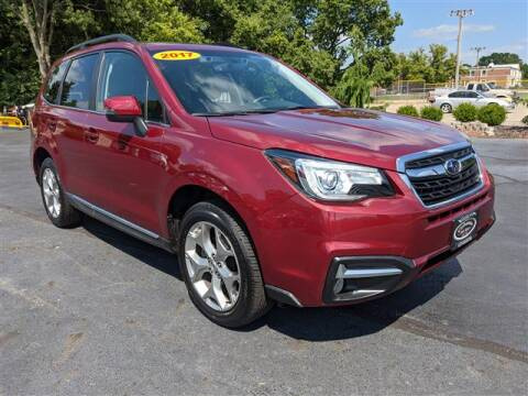 2017 Subaru Forester for sale at GAHANNA AUTO SALES in Gahanna OH