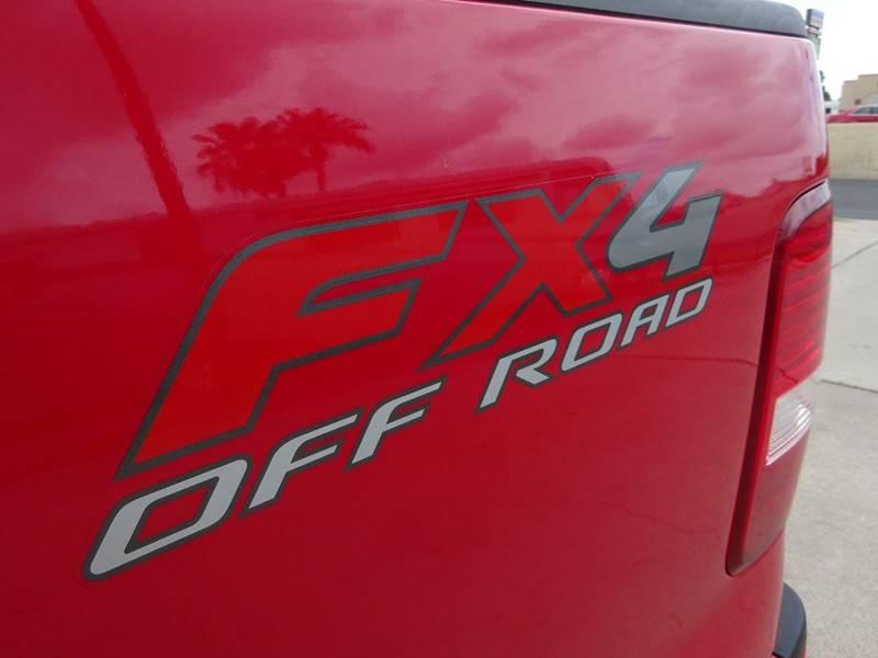 2004 Ford F-150 4dr SuperCrew FX4 4WD Styleside 5.5 ft. SB - Corpus Christi TX
