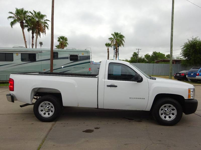 2012 Chevrolet Silverado 1500 4x2 Work Truck 2dr Regular Cab 6.5 ft. SB - Corpus Christi TX