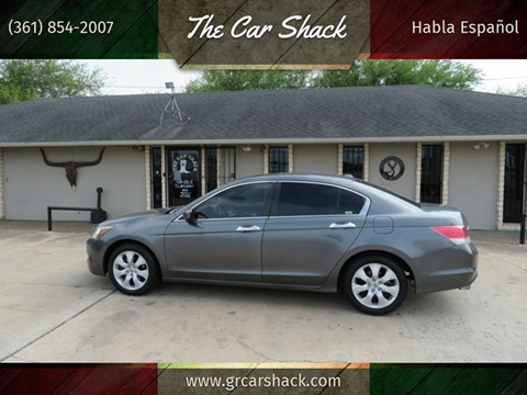 The Car Shack >> 2009 Honda Accord For Sale In Corpus Christi Tx