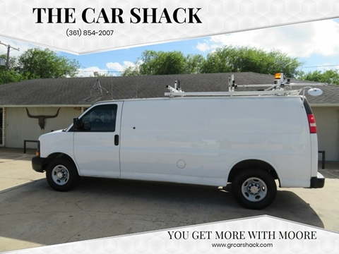 2009 Chevrolet Express Cargo for sale in Corpus Christi, TX