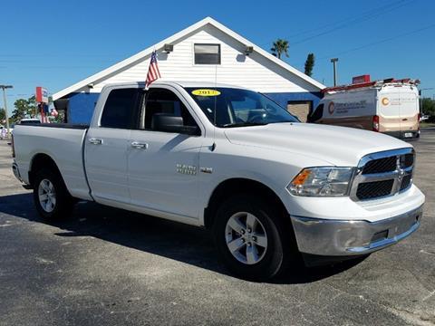 2017 RAM Ram Pickup 1500 for sale in Sebring, FL