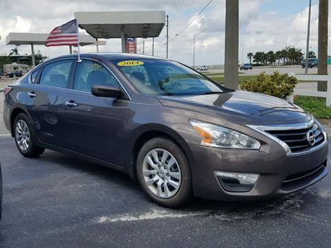 2014 Nissan Altima for sale in Sebring, FL