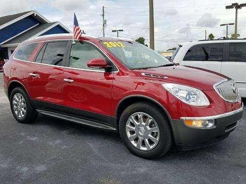 2012 Buick Enclave for sale in Sebring, FL