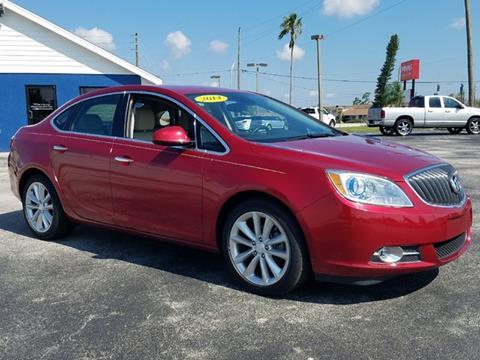 2014 Buick Verano for sale in Sebring, FL