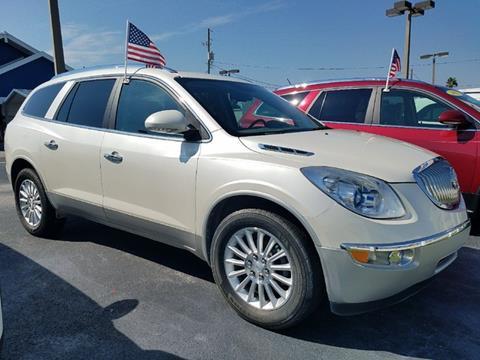 2011 Buick Enclave for sale in Sebring, FL