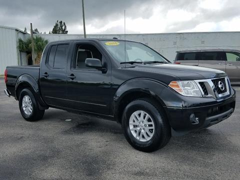 2016 Nissan Frontier for sale in Sebring, FL