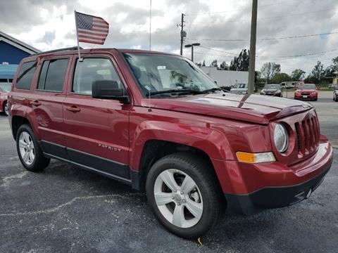 2016 Jeep Patriot for sale in Sebring, FL