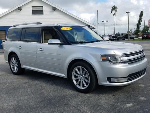 2013 Ford Flex for sale in Sebring, FL