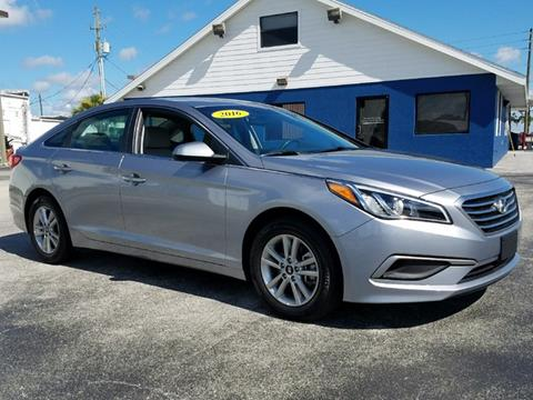2016 Hyundai Sonata for sale in Sebring, FL