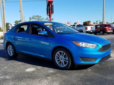 2016 Ford Focus for sale in Sebring, FL