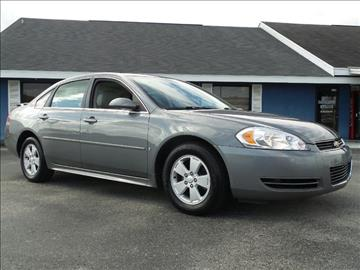 2009 Chevrolet Impala for sale in Sebring, FL