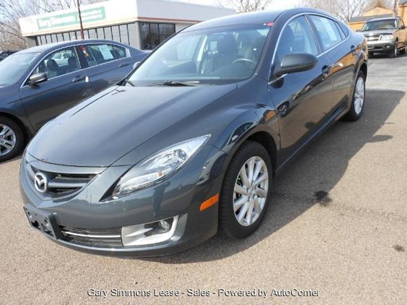 2012 Mazda MAZDA6 for sale at Gary Simmons Lease - Sales in Mckenzie TN