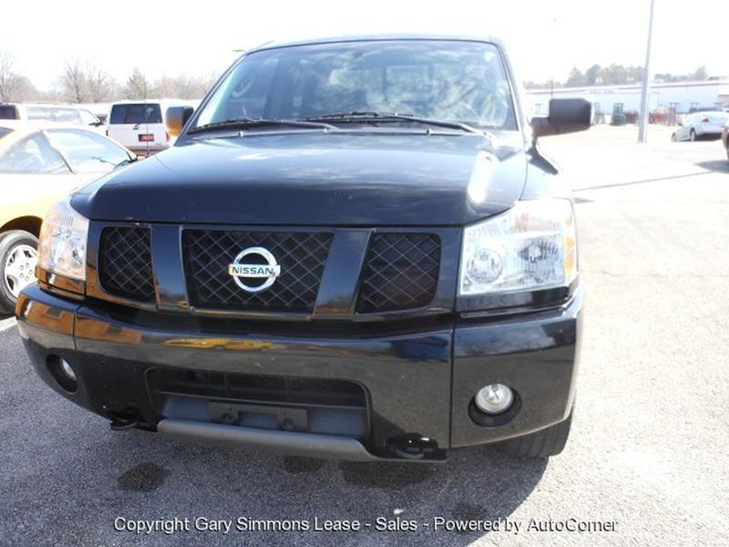 2004 Nissan Titan for sale at Gary Simmons Lease - Sales in Mckenzie TN