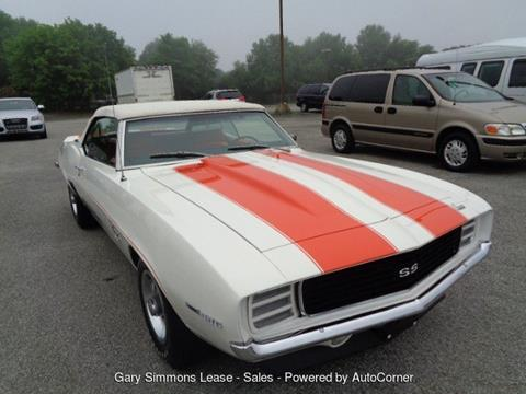 Used 1969 Chevrolet Camaro For Sale In Tennessee