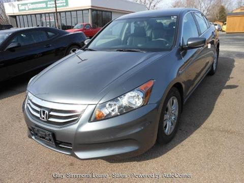 2011 Honda Accord for sale at Gary Simmons Lease - Sales in Mckenzie TN
