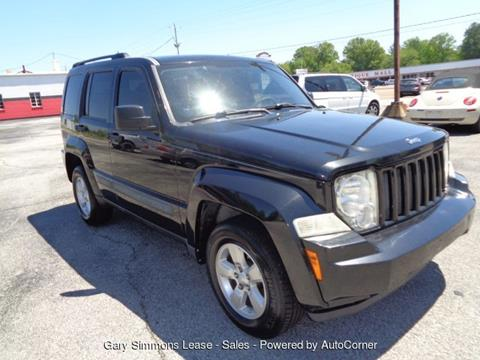 2010 Jeep Liberty for sale in Mc Kenzie, TN