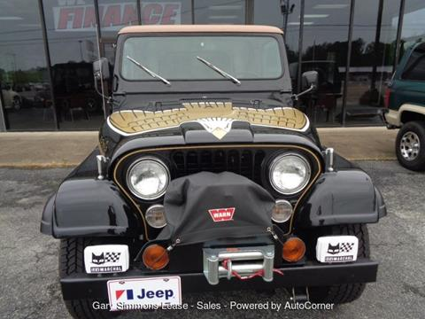 1979 Jeep CJ-7 for sale in Mc Kenzie, TN