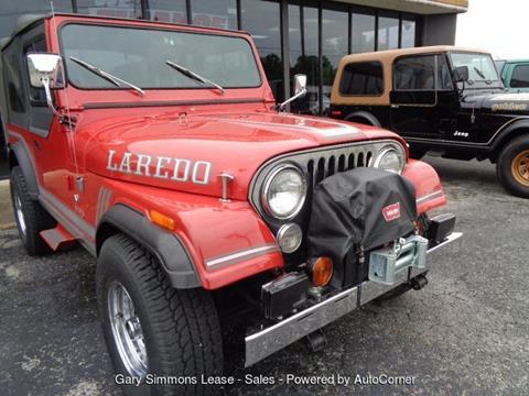 1983 Jeep CJ-7 for sale in Mc Kenzie, TN