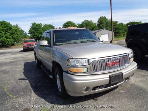 2004 GMC Sierra 1500 for sale in Mc Kenzie, TN